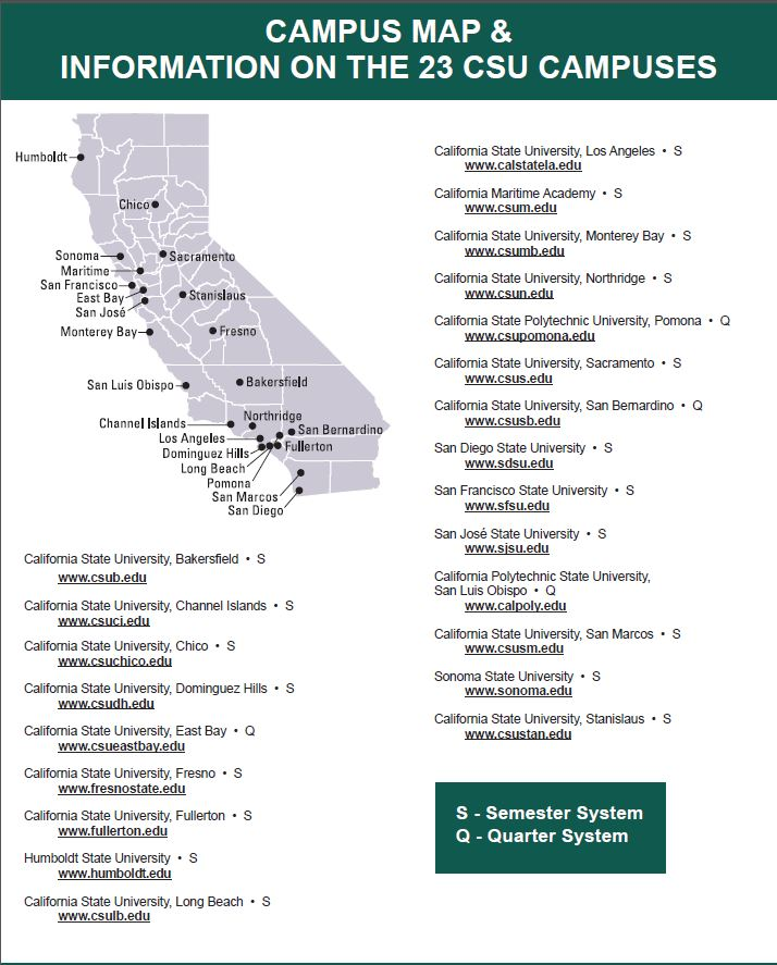 Csu San Marcos Campus Map.The California State University Csu Maritime Academy Acalog Acms